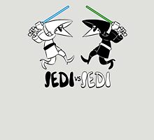 Jedi vs Jedi Unisex T-Shirt