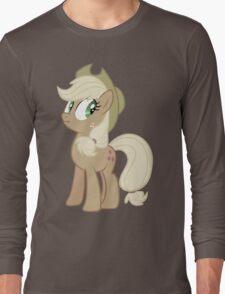 Applejack lies Long Sleeve T-Shirt
