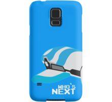 Who's NEXT? [White] Samsung Galaxy Case/Skin