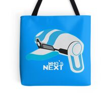 Who's NEXT? [White] Tote Bag