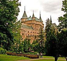 Bojnice castle II- Slovakia by MarekM