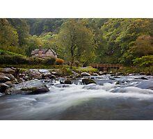 Watersmeet Hunting Lodge Photographic Print