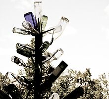 The Wino Tree by Farah  Rose