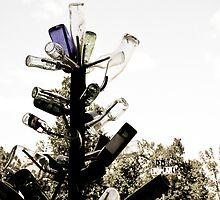 The Wino Tree by Farah  Rose