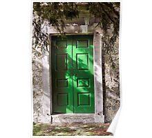 Green Door 1 Poster