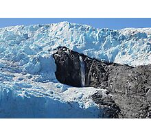 Glacial Flow Photographic Print