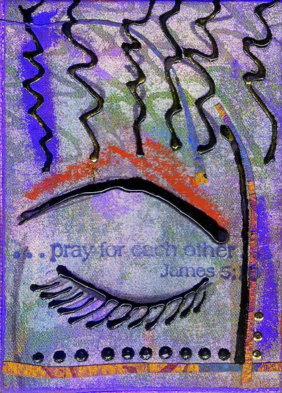 Let Us Pray by © Angela L Walker