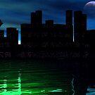 Still of the Moonlight by Vanessa Barklay