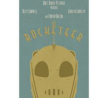"""The Rocketeer"" Print. Photographic Print"