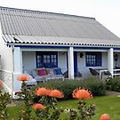 My seaside Cottage ... Huisie byrie See by Pieta Pieterse