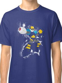 Flash Man Splattery Vector T Classic T-Shirt