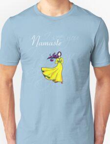 Namaste I see you Unisex T-Shirt