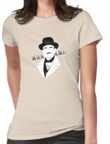 Mon ami! Womens Fitted T-Shirt