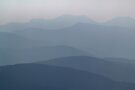 View From the Top of Whiteface - Lake Placid New York by Debbie Pinard