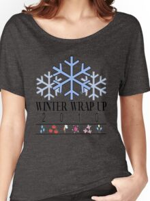 Winter Wrap-Up Tee Women's Relaxed Fit T-Shirt
