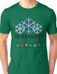 Winter Wrap-Up Tee Unisex T-Shirt