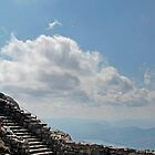 Stairway to Heaven - Whiteface Mountain, Lake Placid New York by Debbie Pinard