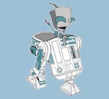 Two little robots - colour version Kids Clothes