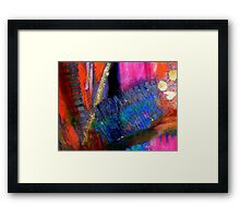 Rough Passage IV Framed Print