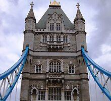 Tower Bridge - London by Kim North