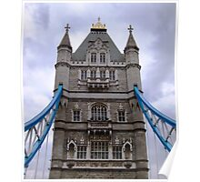 Tower Bridge - London Poster