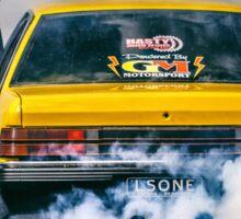 LSONE Burnout UBC6 Sticker