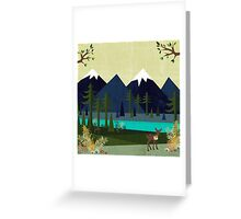 March Greeting Card