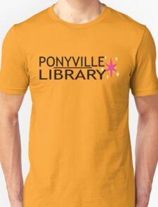 Ponyville Library Tee Unisex T-Shirt