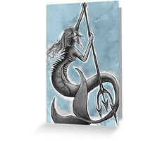 Grey Scale Greeting Card