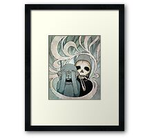 MRS Framed Print