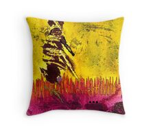I'm A Soldier Throw Pillow