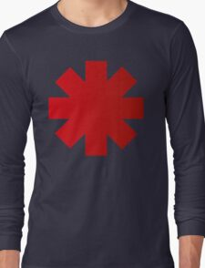 Red Hot Chilli Peppers RHCP Long Sleeve T-Shirt
