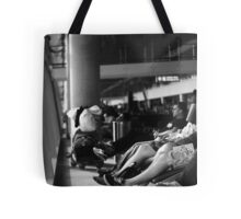 In transit ... Tote Bag