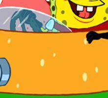 spongebob Sticker