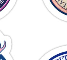 Preppy Sticker Pack #2 Sticker