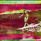 Venice Beach Color Wheel by David Rozansky
