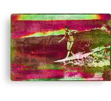 Venice Beach Color Wheel Canvas Print