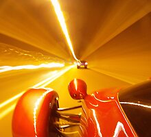 """Tunnel Run"" - the road to Austria by RichardP"