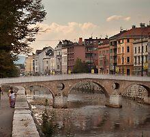 Autumn afternoon in Sarajevo by Craig Higson-Smith