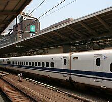 Tokyo Railway Station by Atanas Bozhikov NASKO