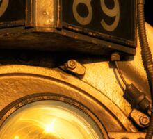 Engine 89 Sticker
