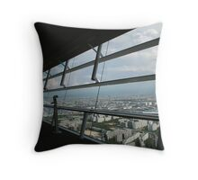 Osaka, Japan Throw Pillow