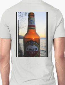 Sunset in a bottle ...... Unisex T-Shirt
