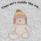 Cuddly Jayne for kids by reddesilets