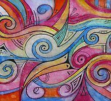 Rainbow Play  by MelDavies