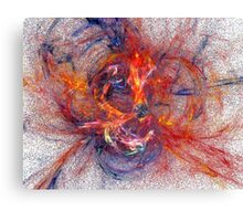 Earth, Wind and Fire Canvas Print