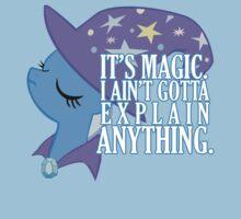 Trixie - Ain't Gotta Explain... (Clean)