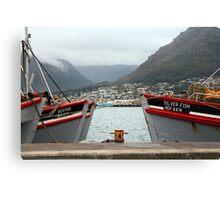 Hout Bay Cape Town Canvas Print