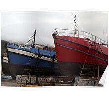 Repair Dock Poster