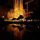 Sagrada Família by remos